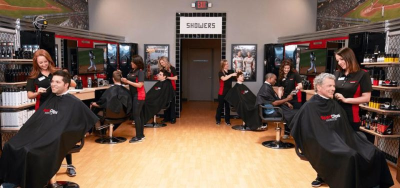 Sport Clips Haircuts of Hamilton – The Shoppes at AMC