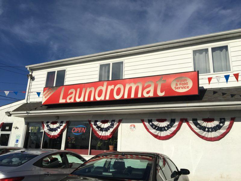 Hamilton Washery Laundromat